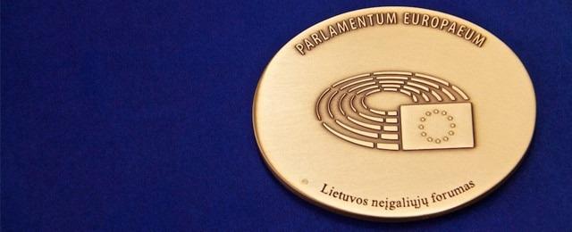 Europos piliečio apdovanojimas