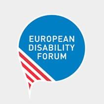 Europos neįgaliųjų forumo logotipas