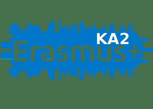 Erasmus KA2 logo
