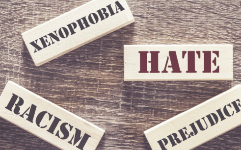 hate, racism, prejudice