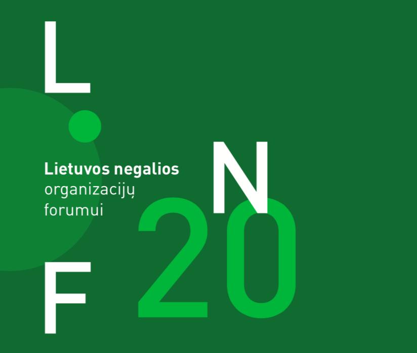 LNF - 20 metų
